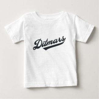 Ditmars Baby T-Shirt
