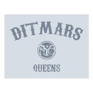 Ditmars Postal