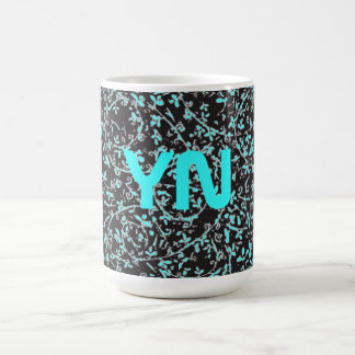 Ditsy1 Color Change mug