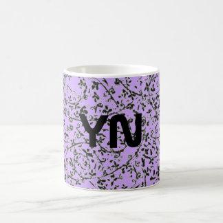 Ditsy2 Color Change mug