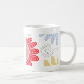 Ditsy Daisies Coffee Mug