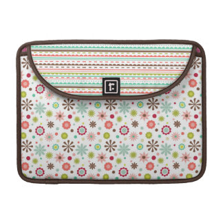 Ditsy Floral Rickshaw Sleeve for MacBooks