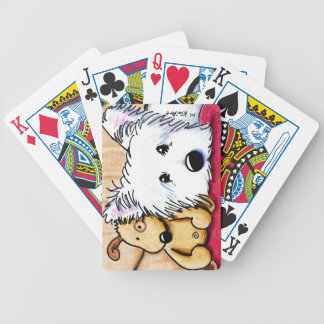 Ditto & Pudge Playing Cards
