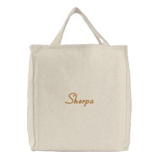 Ditty Bag_Sherpa™ embroideredbag