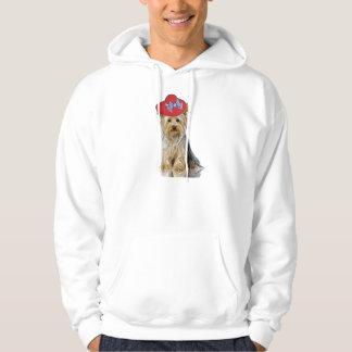 Ditzy Dogs~Original Hoodie~Yorkie Hoodie