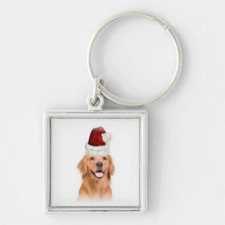 Ditzy Dogs~Original Keychain~Golden Retriever Keychain