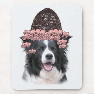 Ditzy Dogs~Original Mousepad~Curlers