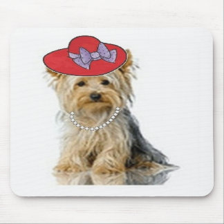 Ditzy Dogs~Original Mousepad~Yorkie