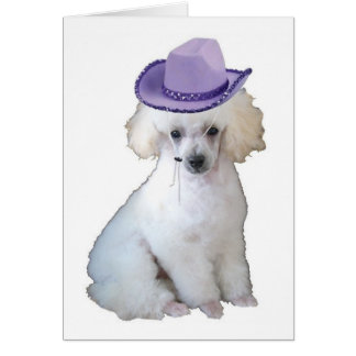 Ditzy Dogs~Original Notecard~oodle Greeting Card
