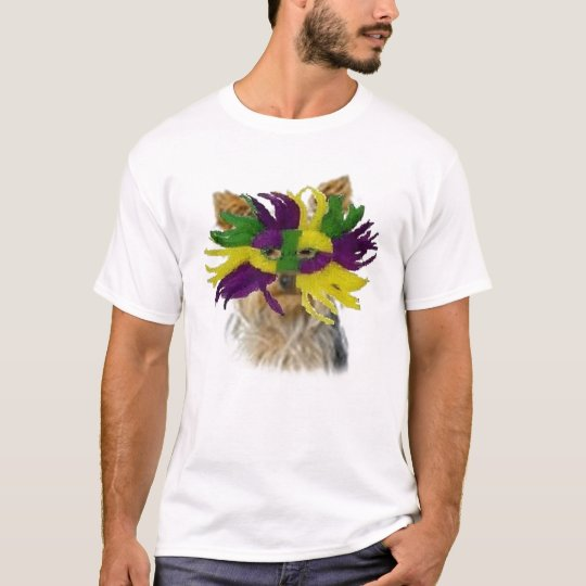 Ditzy Dogs~Original Tee~Yorkie T-Shirt