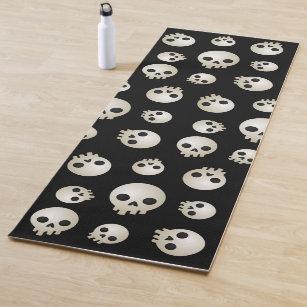high quality guarantee good shop Ditzy Skulls Yoga Mat