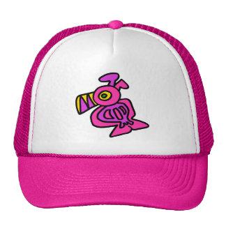 Ditzy Toucan - Pink Trucker Hat
