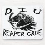 DIU Reaper Crue Mouse Pad