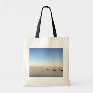 Diu Serenity Photograph Canvas Bag