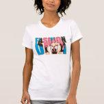 Diva 1 de la moda camiseta