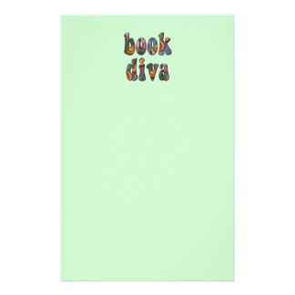 Diva 2 del libro papeleria personalizada