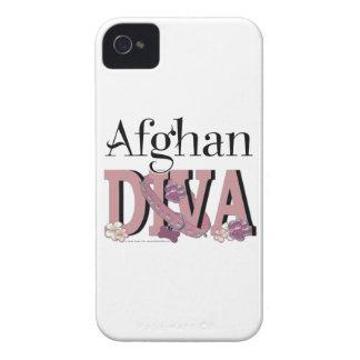 DIVA afgana iPhone 4 Case-Mate Fundas