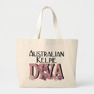 DIVA australiana del Kelpie Bolsa De Mano