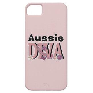 DIVA australiana iPhone 5 Case-Mate Protectores