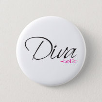 Diva-betic Button