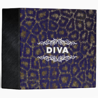 Diva Binder