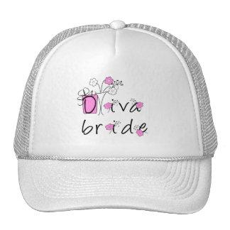 Diva Bride Hat