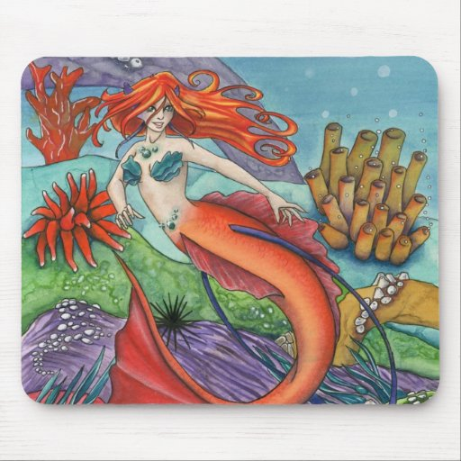 Diva brillante Mousepad