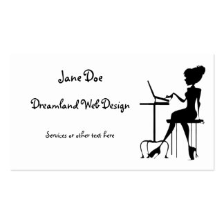 Diva Business Card