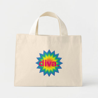 Diva Canvas Bags