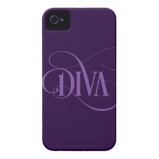 Diva iPhone 4 Case-Mate Case