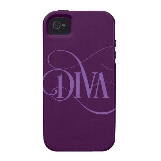 Diva iPhone 4/4S Cases