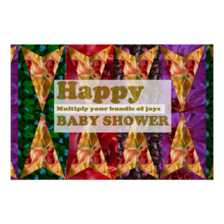 DIVA Celebrity Collection : Happy BabyShower Scrip Poster
