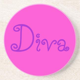 Diva Coasters Drink Coasters