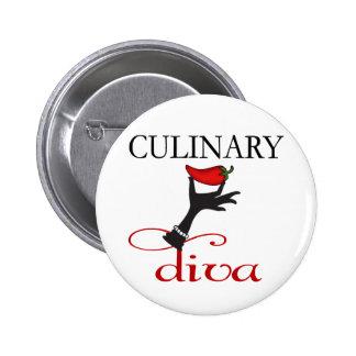 Diva culinaria pin