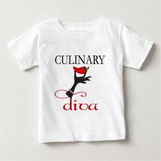 Diva culinaria remera