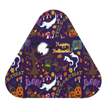 Halloween Themed Diva Dachshund's Halloween Bluetooth Speaker