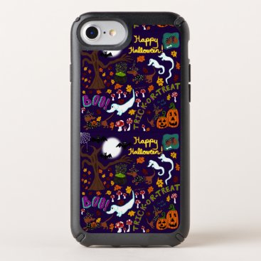 Halloween Themed Diva Dachshund's Halloween Speck iPhone Case