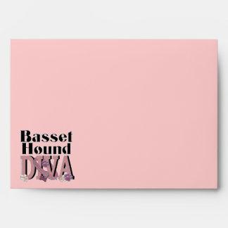 DIVA de Basset Hound Sobre
