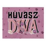 DIVA de Kuvasz Postal