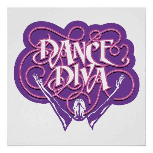 Diva de la danza posters