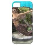 Diva de la sirena iPhone 5 carcasa