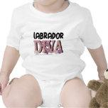 DIVA de Labrador Traje De Bebé