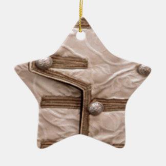 Diva de las costuras de la MODA - accesorios Ornamento Para Reyes Magos
