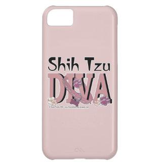 DIVA de Shih Tzu Funda Para iPhone 5C