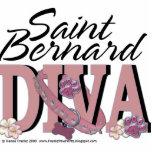 DIVA de St Bernard Escultura Fotografica