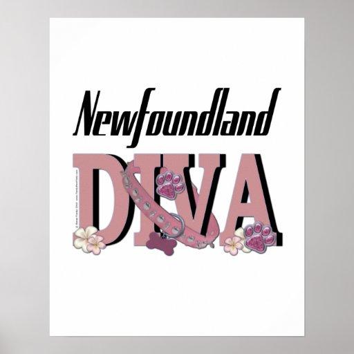 DIVA de Terranova Poster