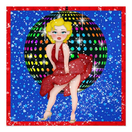 Diva del DISCO - fiesta - SRF Anuncio