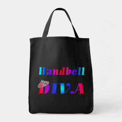 Diva del Handbell Bolsas De Mano