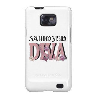 DIVA del samoyedo Samsung Galaxy S2 Carcasas