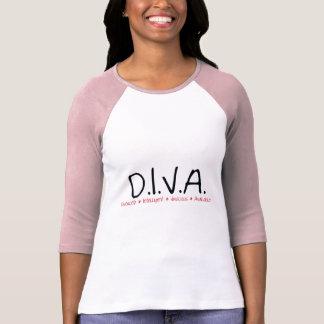 DIVA Divorced Woman Tee Shirts